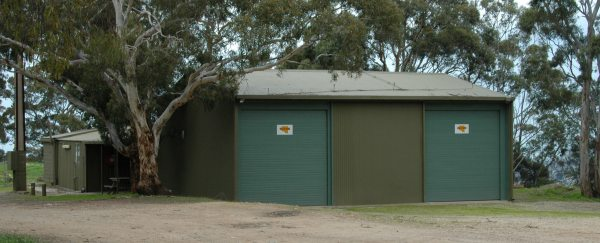 Greenhill CFS Brigade Station building